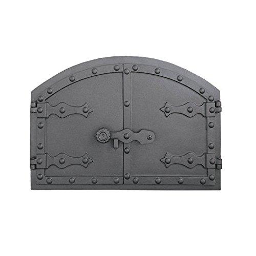 sellon24 Puerta del Horno De Hierro Fundido Horno Puerta Puerta ...