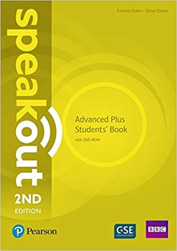 Speakout Advanced Plus (2nd Edition)