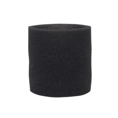 Multi-Fit Wet Vac Filters VF2001 Foam Sleeve/Foam Filter For Wet Dry Vacuum Cleaner (Single Wet Vac Filter Foam Sleeve) Fits Most Shop-Vac, Vacmaster & Genie Shop Vacuum Cleaners (Kubota Wet Dry Vac 12 Gallon Review)