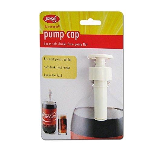 Jokari Fizz Keeper Pump Cap 2 Liter/lt Soda Pop Bottles Saves Carbination New by Unknown