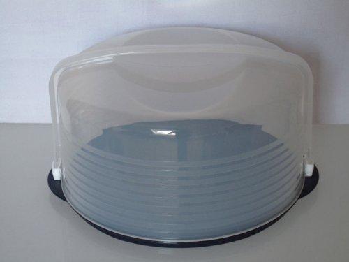 Tupperware C97 Wiener Walzer Blau Kuchenform Fur Kuchen Torten