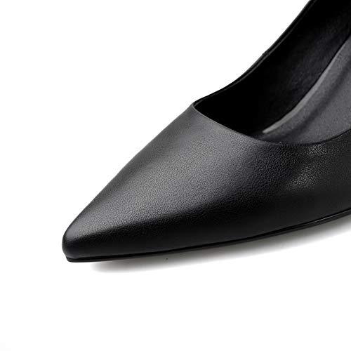 Femme ERR00057 5 Noir Noir Compensées 36 Aimint Sandales q4wSA