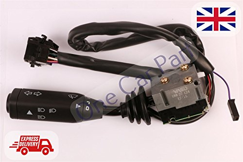 BRAND NEW MAN lorry TGA L9000 F90 Indicator Stalk Switch 81.25509-0124 HIGH Q: