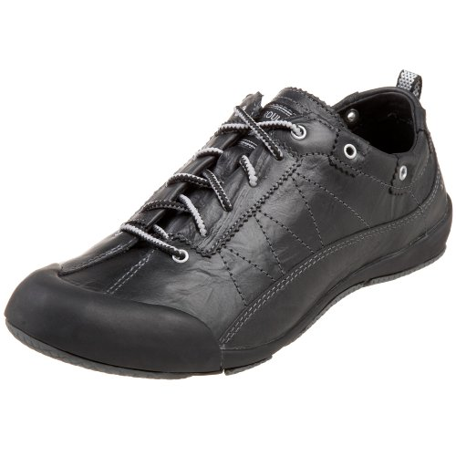 ALLROUNDER by MEPHISTO Women's Bojana Lace-Up,Black Kansas,6 M US by Allrounder by Mephisto