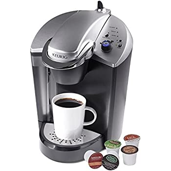 Amazon.com: Keurig Elite Brewing System K55 Single Serve Programmable K-Cup Pod Coffee Maker ...