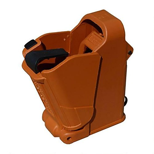 (Maglula ltd. UpLula Magazine Loader/Unloader, Fits 9mm-45 ACP, Brown UP60BO)