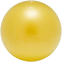 Sportime OverBall Exercise and Therapy Ball, Small, 10 Inches, colors may vary