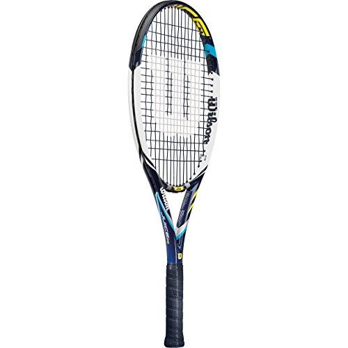 Wilson Juice Junior Tennis Racquet, 25-Inch