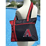 MLB Womens Tote Bag with Embroidered Logo by Little Earth