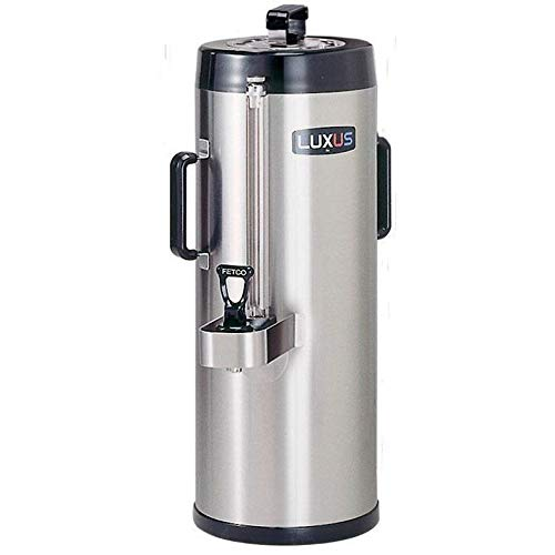 Fetco 1.5 Gallon LUXUS Thermal Dispenser Coffee Server TPD-15 D00900000