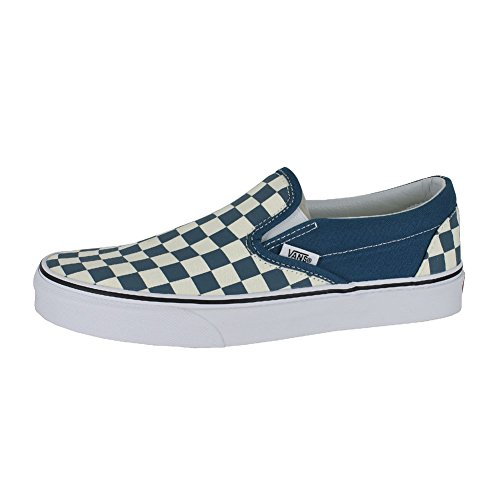 checkerboard Corsair De White Authentic U Deporte Unisex Vans Zapatillas true x04UqF