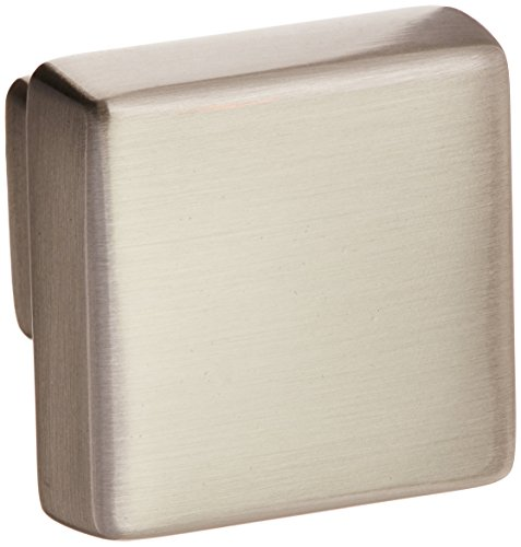 brush nickle cabinet knobs - 8