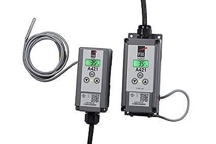 Amazon.com: Johnson Controls A421ABC-02C A421 Series ...