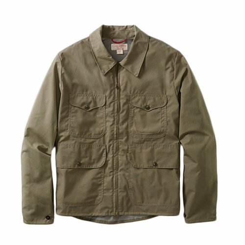 Filson Men's Bell Bomber, Tan XL