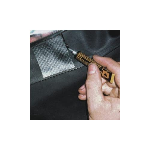 """réparation PVC, capote en matière plastique, bâche """"Flick Fix"""" - Couleur: BLANC hot sale"""