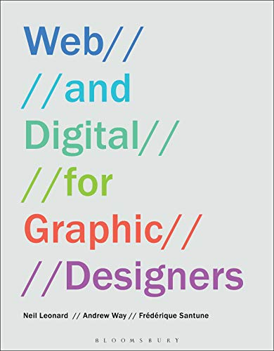 Book Cover: Web and Digital for Graphic Designers