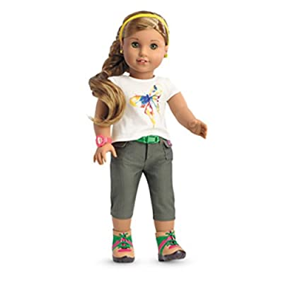 American Girl - Lea Clark - Lea's Rainforest Hike Outfit for Dolls of 2016: Toys & Games