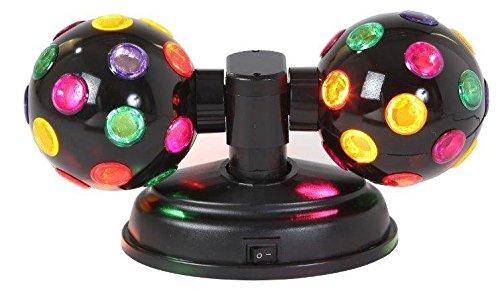 Lightahead adaptor Double rotating colourful