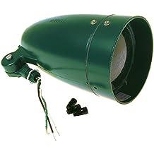 Hubbell-Bell 5820-8 Bullet Lampholder, Green