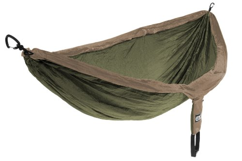 Eagles Nest Outfitters DoubleNest Hammock - KhakiOlive