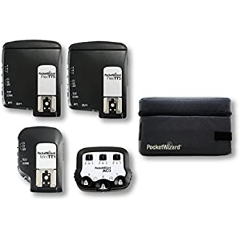 PocketWizard TTL Wireless Radio 5 Pack for Nikon