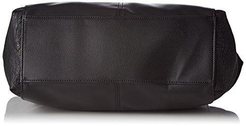 Le Temps des Cerises Pure 5 - Borse Tote Donna, Noir, 30x31x10 cm (W x H L)