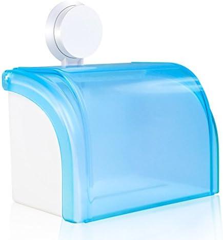 ZJN-JN ティッシュホルダー 浴室用 防水吸盤トイレのトイレットペーパーティッシュボックストイレトイレロールホルダートイレットペーパーホルダー