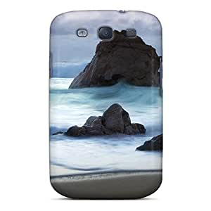 New GiTrliI249aIDSN Amazing Beach Seascape Tpu Cover Case For Galaxy S3