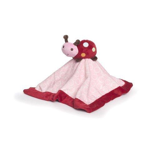 Carter's Security Blanket, Ladybug (Discontinued by Manufacturer) (Nursery Blanket Security)