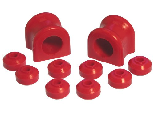 Prothane 4-1138 Red 34 mm Front Sway Bar Bushing Kit