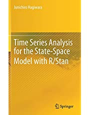 Time Series Analysis for the State-Space Model with R/Stan