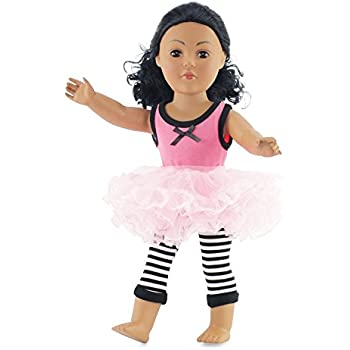 Amazon.com: Have Fun Outfit - 18 Inch Doll Clothes/clothing Fits ...