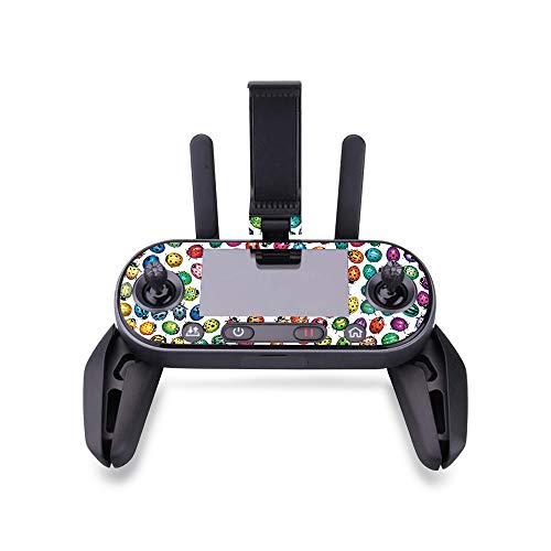 MightySkins Skin Compatible with Autel Robotics Evo Controller Only - Color Bugs | Protective, Durable, and Unique Vinyl Decal wrap Cover | Easy to Apply, Remove, and Change Styles | - Robotic Ladybug