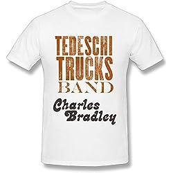 Tedeschi Trucks Band Wheels Of Soul 2016 Tour T Shirt For Men