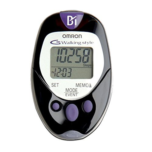 Great Value Pedometer OMRON Pocket Pedometer with Health Management Software HJ-720ITC by Mzanzi