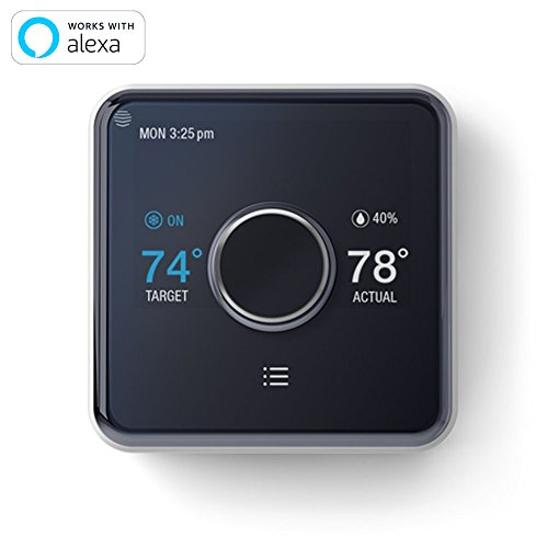 Hive Heating & Cooling Smart Thermostat Pack, Works with Alexa and Google Home (Requires C-Wire)