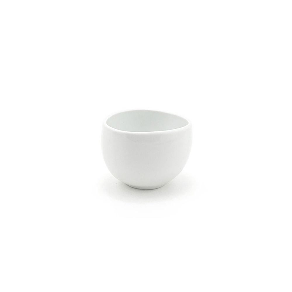 FOH DBO149WHP23 Tides 8 Ounce Superwhite Tall Cup/Bowl - 12 / CS
