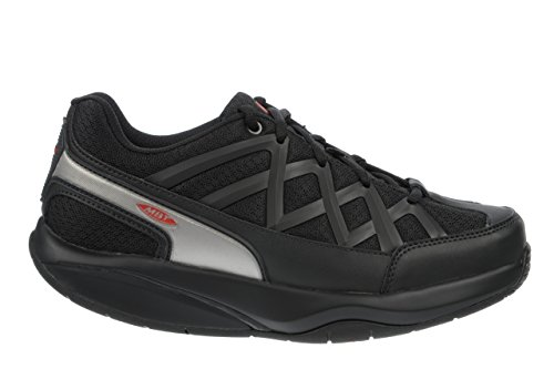 - MBT USA Inc Men's Sport 3 Black Fitness Walking Sneakers 400334-03 Size 13-13.5