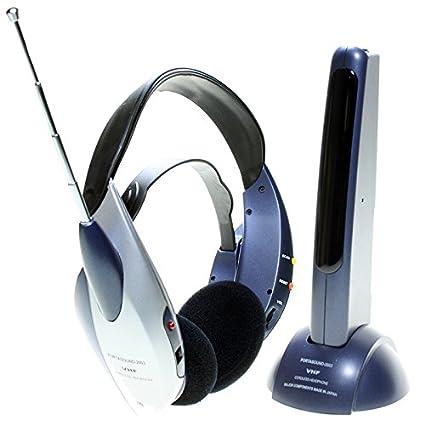 Auricular Inhalambrico por Radiofrecuencia Portasound.