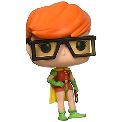 Funko Pop! DC Heroes: The Dark Knight Returns Carrie Kelly Robin Vinyl Figure: Toys & Games