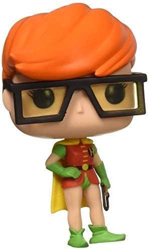 DC Heroes ~ ROBIN Funko POP FRANK MILLER/'S DARK KNIGHT RETURNS CARRIE KELLEY