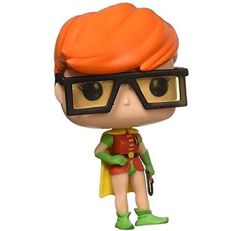 Universo DC - Robin Carrie Kelley vinyl pop heroes The dark knight returns, 10 cm (Funko FUNVPOP9769): Funko: Amazon.es: Juguetes y juegos
