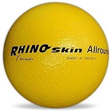Champion Sports Yellow 7-inch Rhino Skin Special Foam Ball