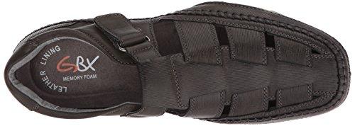GBX Men's Sentaur Loafer, Denim, 6 UK Dark Gray