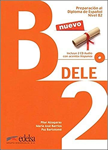 Preparacion Dele Libro Cd B2 2014 Edition Buy Online In Bosnia And Herzegovina At Bosnia Desertcart Com Productid 49994276