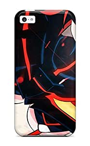 ThompsonFord Iphone 5/5s Hybrid Tpu Case Cover Silicon Bumper Kill La Kill