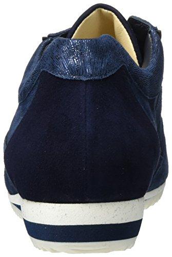 Blau G Hassia Darkblue Femme Baskets Weite Piacenza x8xXwzRH