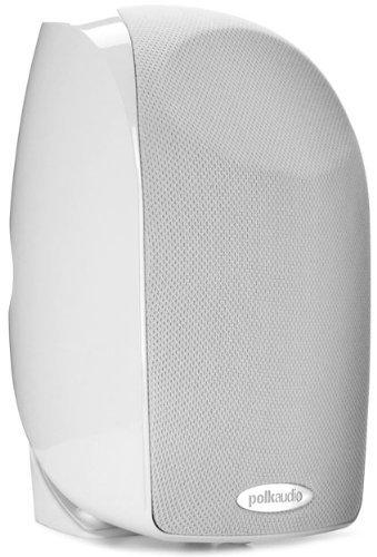 "Polk Audio TL2 SATELLITE WHITE Blackstone Series 3-1/4"" Compact Speaker (Each)"