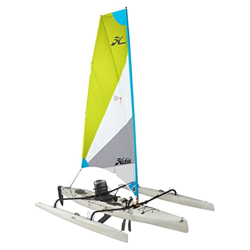 - Hobie Mirage Adventure Island Kayak 2019-16ft7/Ivory Dune