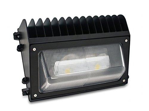 Howard Lighting MLWP-5070-MV 70W 5000K 120-277V Medium LED Wallpack by Howard Lighting